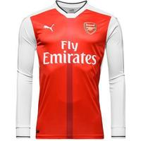 Puma Arsenal Home LS Jersey 16/17 Sr