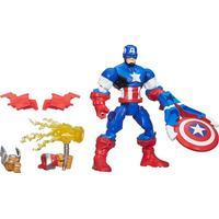 The Avengers Super Hero Mashers Battle Upgrade Figure Captain America