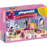 Playmobil Adventskalender Omklädning för Kalaset