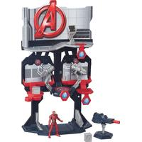 The Avengers Face Off Playset Iron Man Armory Bunker