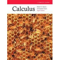 Calculus: a Complete Course / Calculus:Complete Course Student Solutions Manual /MyMathLab Global 24 Months Student Access Card (Övrigt format, 2013)