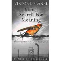Man's Search For Meaning (Häftad, 2008), Häftad