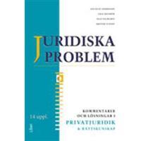 Juridiska problem Kommentarer och lösningar (Häftad, 2012)