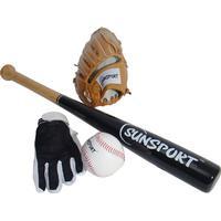 SunSport Sunsport - Baseball Set 4 Delar