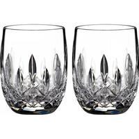 Waterford Lismore Connoisseur Tumbler glas 20 cl 2 stk