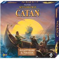 Settlers från Catan: Äventyrare och Pirater (Swe) (Svenska)