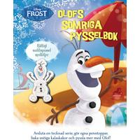 Disney Frost Olofs Somriga Pysselbok