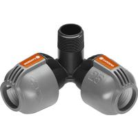 Gardena Sprinkler System Elbow Male Thread 3/4