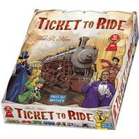 Days of Wonder Ticket to Ride Resespel