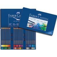 Faber-Castell Art Grip Aquarelle Watercolor Pencils 60-pack