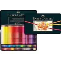 Faber-Castell Polychromos Color Pencil Tin of 120