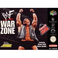 Acclaim Entertainment WWF War Zone