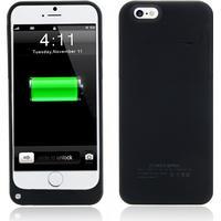 Batteriskal för iPhone 6 Svart - 3200mAh