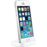 Apple ladd och synk dockningsstation för iPhone 5/5S, vit