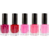 Makeup Revolution Amazing Nail Collection - Pop Nail, 5 x 12ml * Individual shades may vary