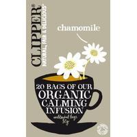 Clipper Organic Chamomile Infusion 20 Tepåsar