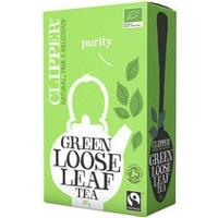 Clipper Organic Green Loose Leaf Tea