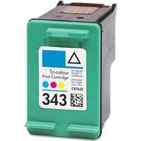 HP 343 färgbläckpatron 22ml kompatibel HP C8766EE