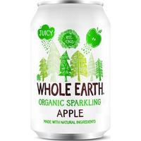 Whole Earth Organic Sparkling Apple Drink