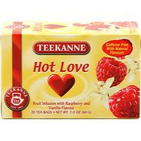 Teekanne Hot Love Te 20 Tepåsar