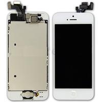 Apple iPhone 5 Komplett LCD & Digitizer - Vit