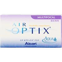 Alcon AIR OPTIX Aqua Multifocal - 6/box