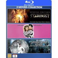 Stardust: Grease / Saturday night fever (3Blu-ray) (Blu-Ray 2011)