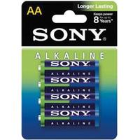 Sony SONY AA-cell (LR06) batteri 1,5Volt 4-pack