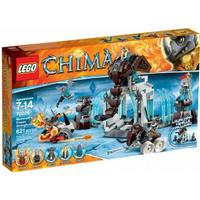 Lego Super Heroes DC Comics Mammoth's Frozen Stronghold 70226