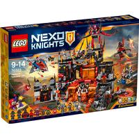 Lego Jestros Vulkanfästning 70323