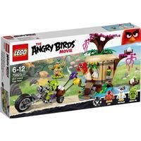 Lego Angry Birds Bird Island Egg Heist 75823