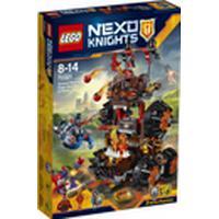 Lego General Magmars undergångsbelägrare 70321