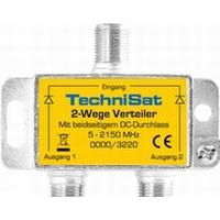 TechniSat 0000/3220, Sølv, 580 x 220 x 520 mm, 100 g