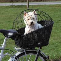 Trixie Bicycle Basket with Grid