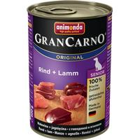 Animonda GranCarno Original Senior - Beef & Kalkunhjerter 6x400 g
