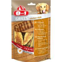8in1 Delights Grills Chicken 3x80 g