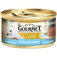 Gourmet Gold Refined Stew - Tuna 12x85 g
