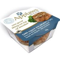 Applaws Cat Layer - Tuna with Sardines 6x70 g
