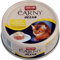 Animonda Carny Ocean - White Tuna & Beef 6x80 g