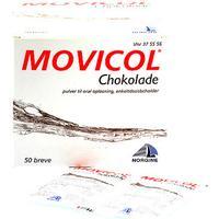 Norgine Movicol Chokolade 50stk
