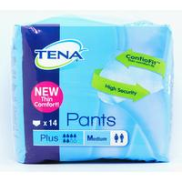 TENA Pants Plus M 14-pack