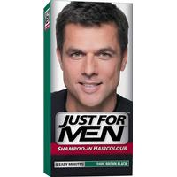 Just For Men Just For Men Hair Colour H-45 Dark Brown Black