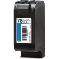 HP 78 färgbläckpatron 48 ml kompatibel HP C6578A