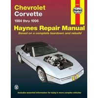 Chevrolet Corvette 1984 Thru 1996 (Häftad, 1997)