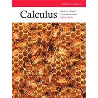 Calculus: A Complete Course (Inbunden, 2013)