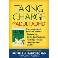 Taking Charge of Adult ADHD (Inbunden, 2010)