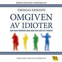 Omgiven av idioter (Ljudbok nedladdning, 2016)