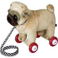Spiegelburg hund på hjul