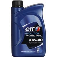 Elf Motor Oil Evolution 700 Turbo Diesel 10W-40