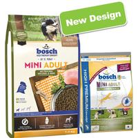 Bosch Mini Adult Poultry & Millets 3kg